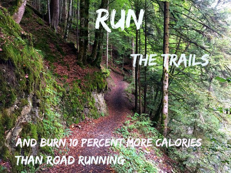 Trail running tip
