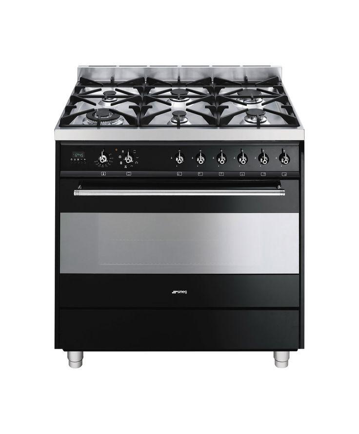 Smeg Freestanding Dual Fuel Oven/Stove