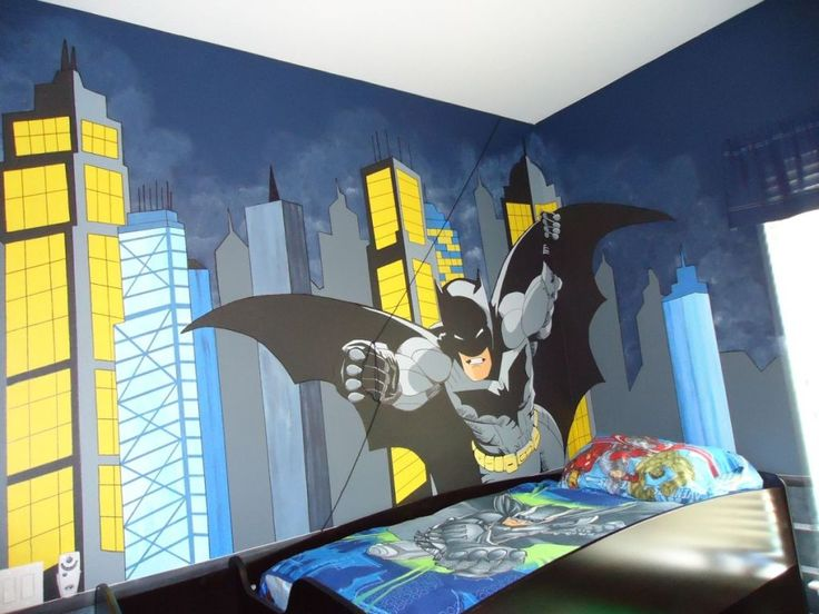 Superheroes and Aslo Batman Bedroom Decor for Your Children - http://www.endurethebear.com/superheroes-and-aslo-batman-bedroom-decor-for-your-children/