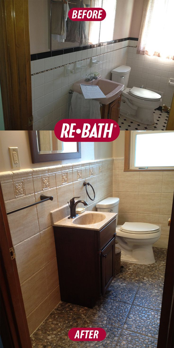 104 Best Rebath® Before & After Images On Pinterest  Bath Enchanting Bathroom Remodeling Lancaster Pa Design Ideas