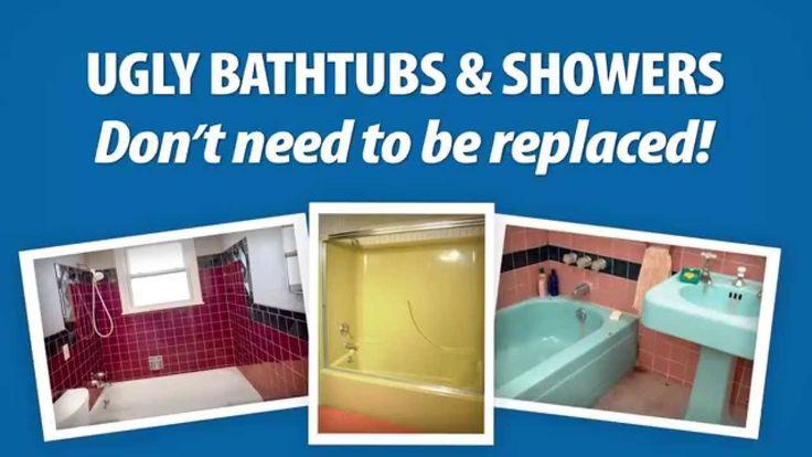 28 Best Images About Bathtub Refinishing On Pinterest