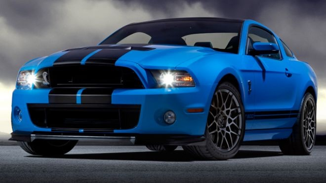 2013 Shelby GT500 Mustang to have 662 HP!
