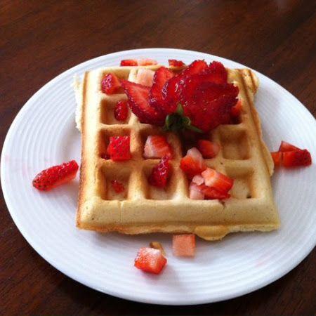 Waffles - Allergy Free Recipe | Key Ingredient