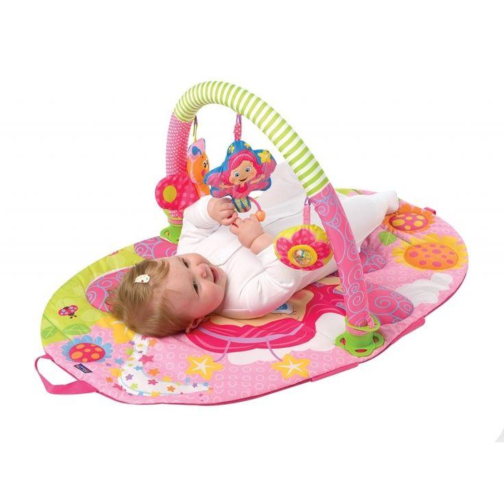 Bebek Oyun Halısı Egzersiz Arkadaşı