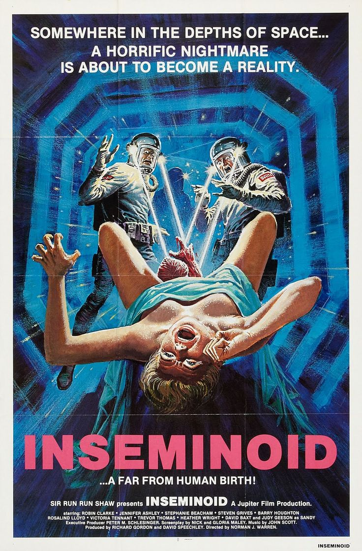 have recently been researching the aesthetic conventions of B-movie ...