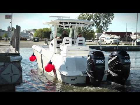 Take the stress out of docking with Mercury Marine's Joystick Piloting. Watch this demo to see more. https://www.youtube.com/watch?v=Hwz_m2W_0b0