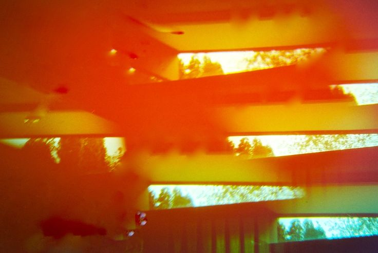 The Many Worlds Interpretation | Pentax Spotmatic SP | Revolog Kolor | Lab: Huron Camera  http://wakartist.tumblr.com