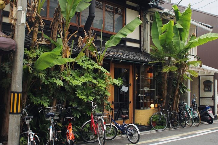 the style line Café Bibliotic Hello! sarah ratner travel japan