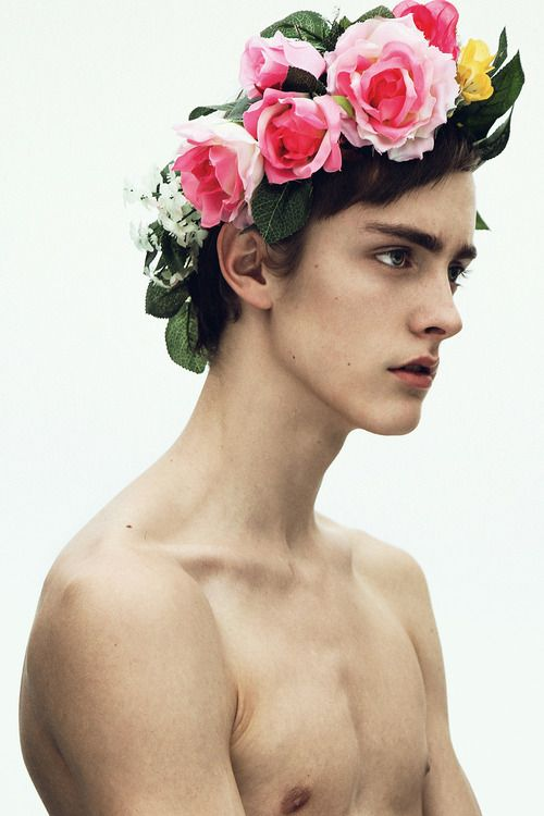 strangeforeignbeauty:  Jesper Trip | Photographed by Martijn Smouter [ male models | popular | facebook | instagram ]