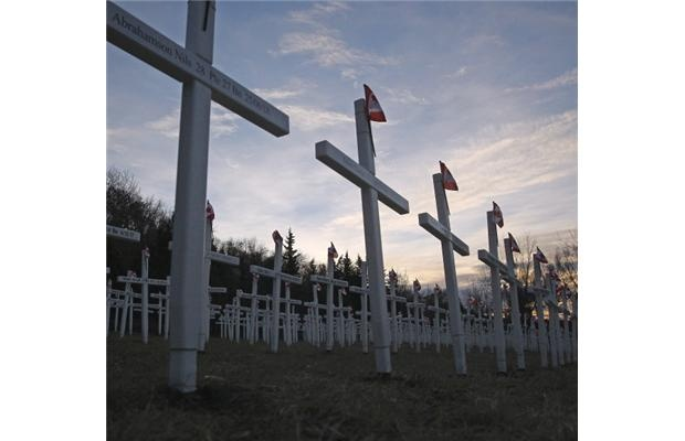 """Remembrance Day is about making a difference, globally and at home...columnist Yvonne Jeffery makes a good point - we need to strive to make a deifference every day in order to achieve Ghandi's message. """"The day the power of love overrules the love of power, the world will know peace."""""""