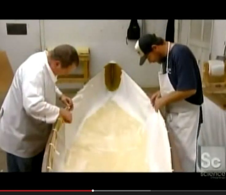 Ever wonder how your Kevlar canoe was manufactured? The Discovery Channel did. TV show How It's Made goes behind the scenes in Wenonah's factory to find out how their Kevlar canoes are manufactured. Watch the process for yourself here.