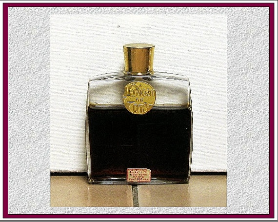 L'Origan Coty 160 Ozs Vintage perfume by PerfumeVintage on Etsy, €130.00