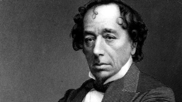 British conservative Benjamin Disraeli granted the vote to working-class men in 1867.