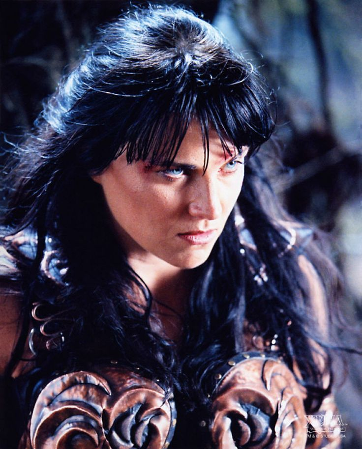 Angry yet very beautiful and sexy! | Xena Warrior Princess