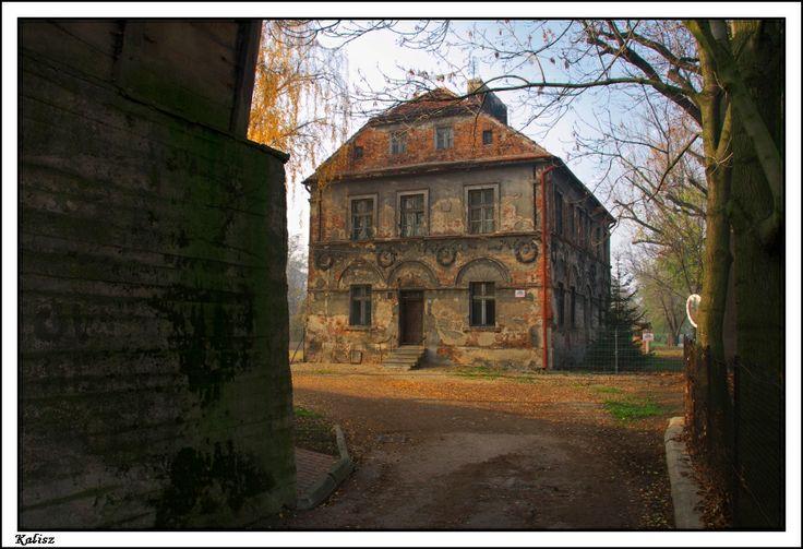 Kalisz - Dom Pod Aniołami przy ul. Mostowej