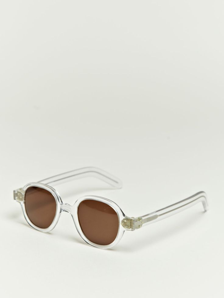 Cutler And Gross Unisex Square Frame Sunglasses