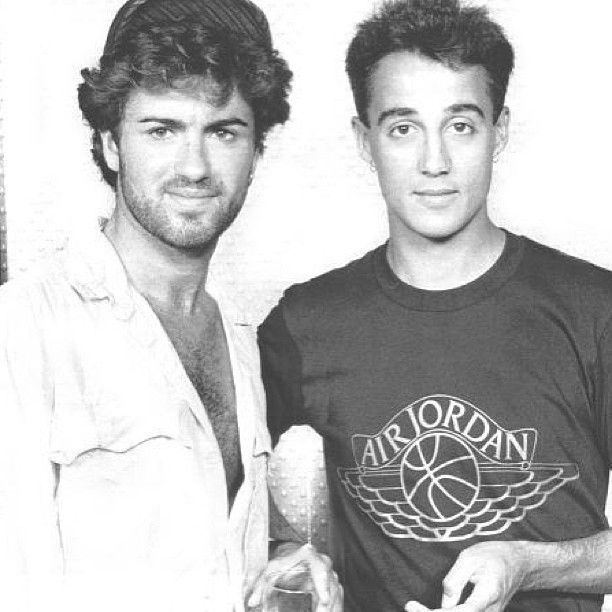 I love these two ~ what was the last WHAM! song you listened to ? ~ ❤ ~#wham#georgemichael#andrewridgeley#followme#like#fangirl#80#music#follow#love#band#duo#from#the#80's#yet#still#so#amazing#i#love#wham#and#george#michael#andrew#ridgeley#shoutout#wakemeupbeforyougogo#carelesswhisper#gm#ar#BringBackWham