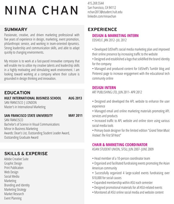 18 best graphic design images on Pinterest - sample school psychologist resume