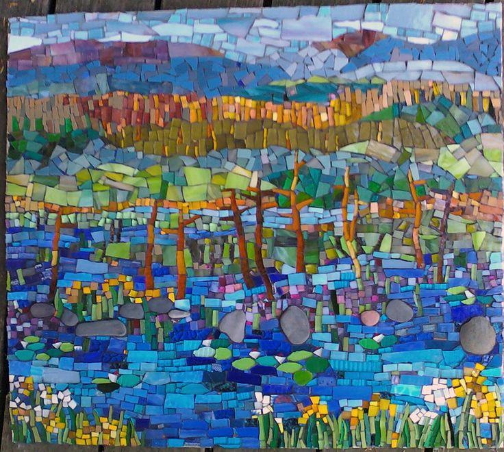Kitchen Backsplash Mosaic best 25+ kitchen mosaic ideas only on pinterest   mosaic