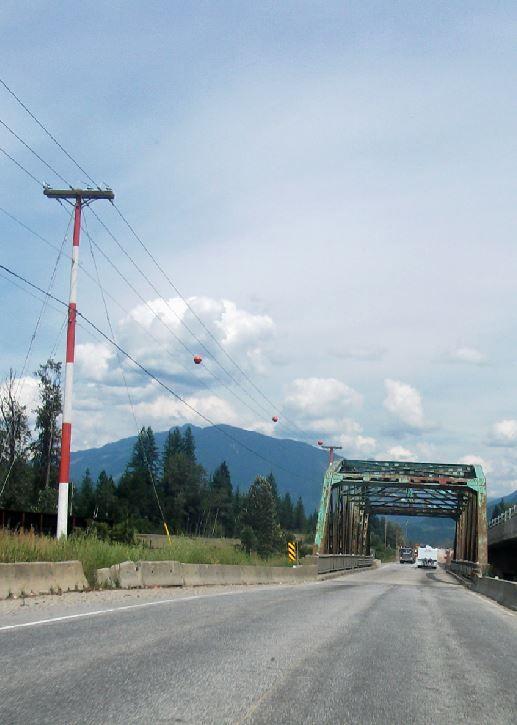 Crowsnest Highway, Canada