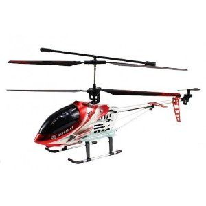 Electric 4CH V-Max GYRO Metal Frame Alloy RTF RC Helicopter Remote Control by Remote Control 4CH Helicopters. $98.99. Metal Frame Crash Resistant Blades  Coaxial Rotor Ready to Fly Easy to Fly. Package Includes:      Medium Scale WinMart WM197 RTF RC Helicopter     Remote Control     Antenna     Rechargeable Battery Pack     Wall Charger. Electric Powered Medium Scale 3.5 Channel Gyroscope Equipped. Bright Lighting (LED) Length: 27 Inches Height: 10 Inches Remote...