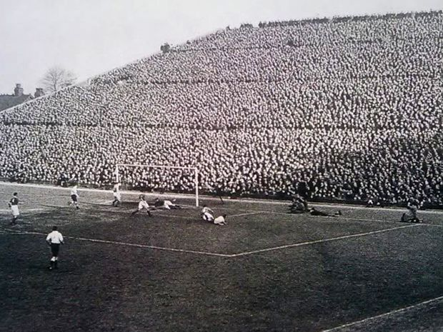 Aston Villa - Holte End
