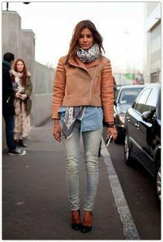 Coloured leather