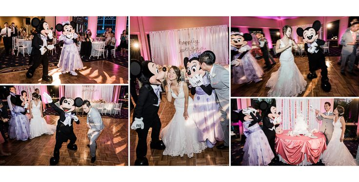 Cathy and Patrick's Wedding at Disney Resort, Anaheim, California // Album Layout » IL MARE PHOTOGRAPHY