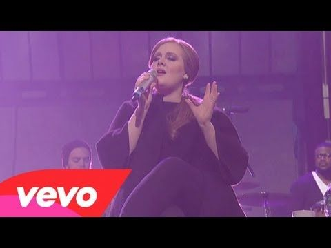 Adele - Chasing Pavements (Live on Letterman) - http://afarcryfromsunset.com/adele-chasing-pavements-live-on-letterman/
