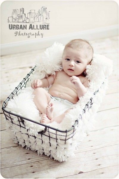 Idea for Avery's 3 Month Pictures.
