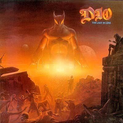 dio last in line | CDMemories: Dio: The Last in Line