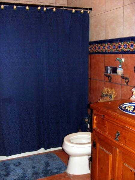 Mexican Style Bathrooms | The Bathrooms