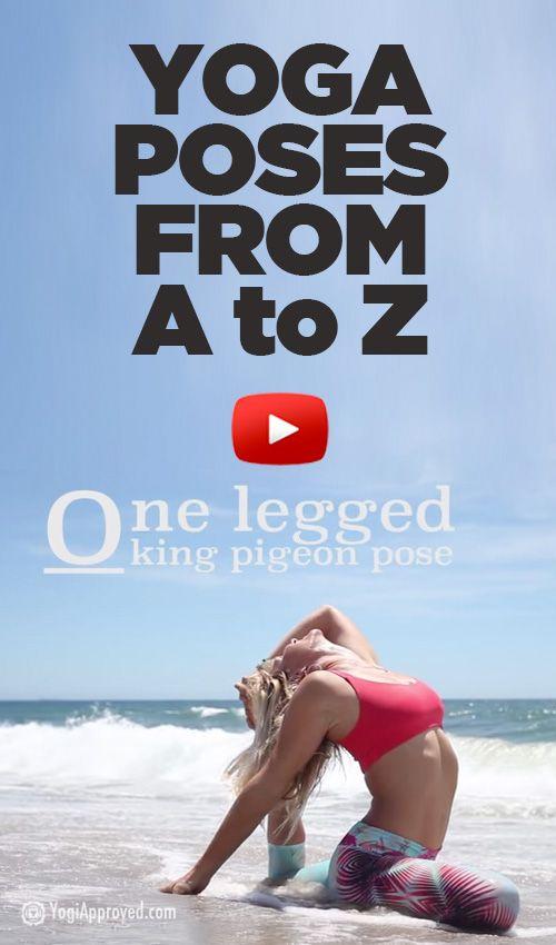 Every Yoga Pose From A-Z  #namastenationyoga #yoga #yogainspiration #yogaposes #yogayoga #yogainspiration #yogalifestyle #yogamats #yogatips