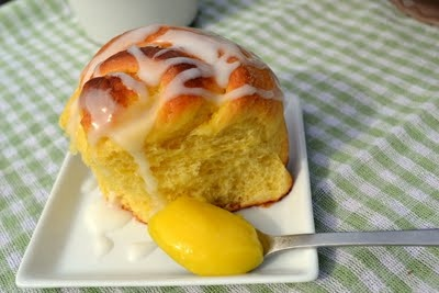 Lemon Brioche Rolls with Lemon Curd: Face, Ladies, Lemon Brioche, Buns, Love You, Lemon Curd, Recipe Ideas