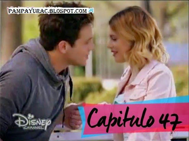 Disney Channel Y Nickelodeon: Violetta - 3° Temporada - Capitulo 47