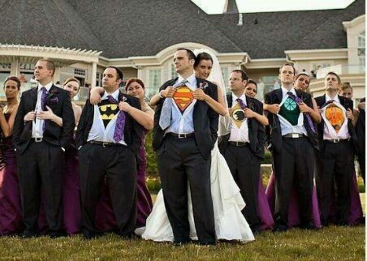 Super Hero Wedding Keywords: #weddings #jevelweddingplanning Follow Us:  Www.jevelweddingplanning.