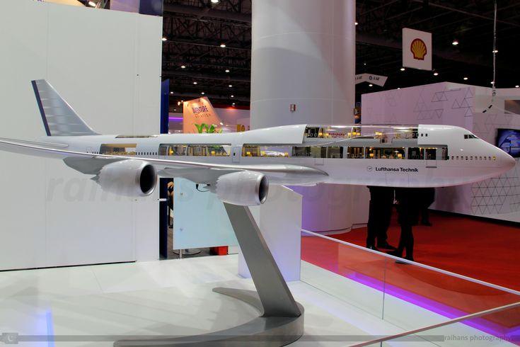 https://flic.kr/p/AcqdQr | Lufthansa Technik AG - Dubai Air Show 2015