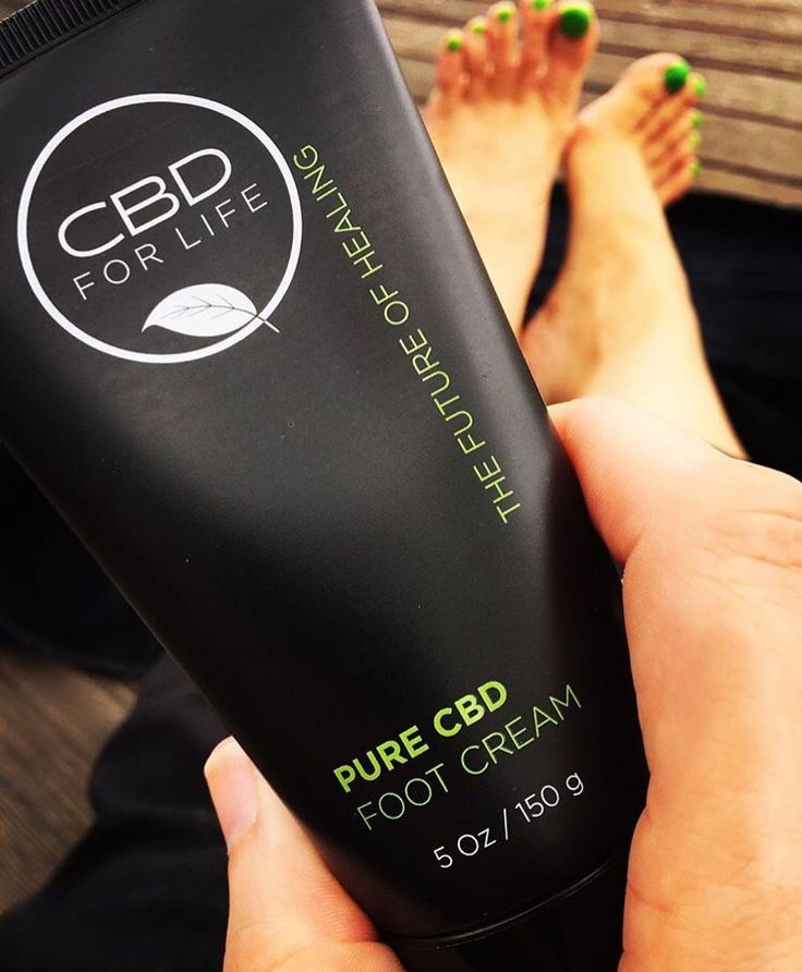 CBD For Life Foot Cream is perfect for Neuropathy, Plantar's Fasciitis, and general foot pain relief! Try it today! #cbd #neuropathy #pain #relief