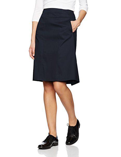 Marc O'Polo Damen Rock 701003820141, Blau (Deep Sea Blue 899), 32 #fashion #woman #modern #oldschool