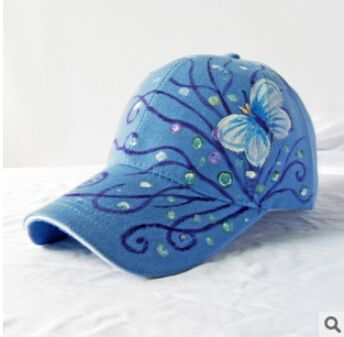 painting a baseball cap - Google Search