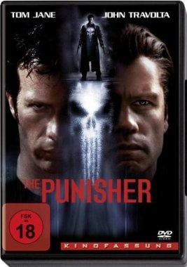 The Punisher  2004 USA,Germany      IMDB Rating 6,4 (78.526)  Darsteller: A. Russell Andrews, Omar Avila, James Carpinello, Mark Collie, Russell Durham Comegys,  Genre: Action, Crime, Drama,  FSK: 18