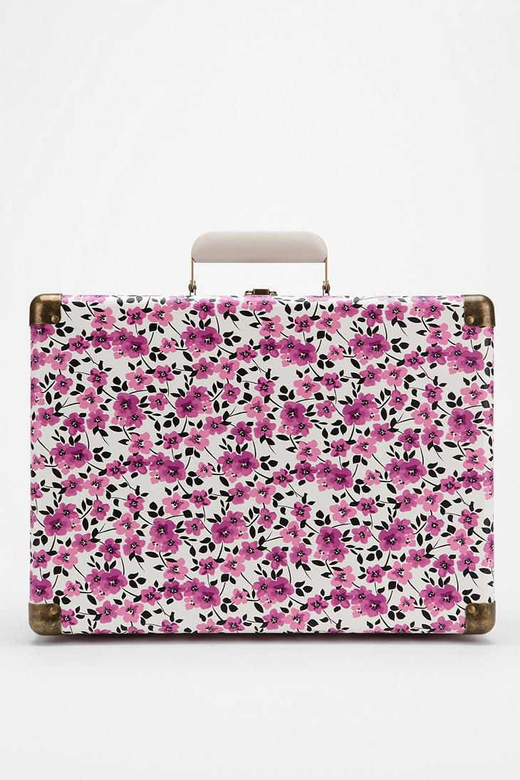 Crosley Cruiser Printed Briefcase Record Player | Cas, Urban Outfitters And  The Ou0027jays