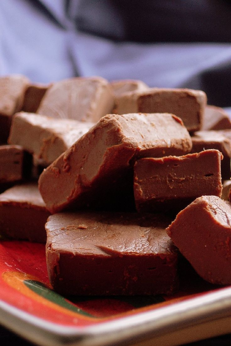 Quick and Easy Microwave Fudge Recipe - Just 3 Ingredients! 3 c chocolate chips, 1can sweetened condensed milk, 1/4 c. Butter, 1 cup nuts (optional) zap - 3 to 5 min.