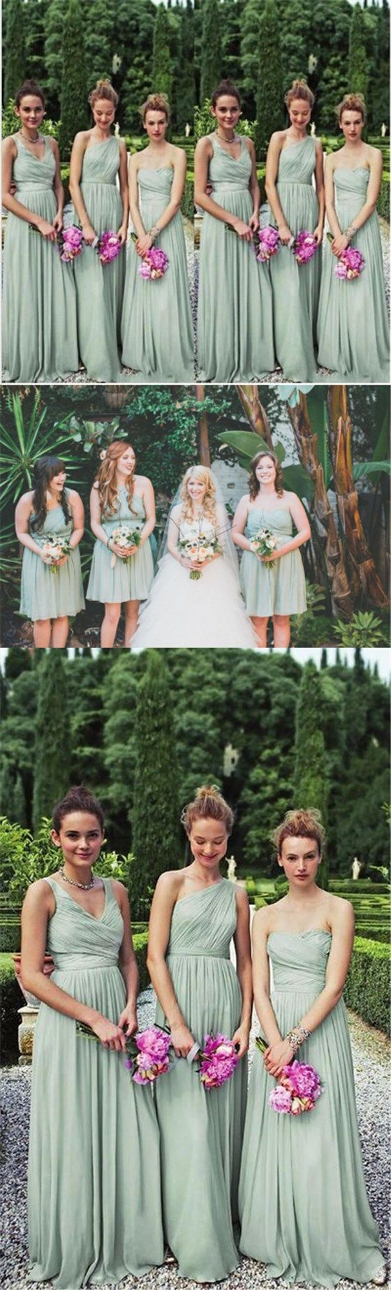 The 25 best lime green bridesmaid dresses ideas on pinterest long bridesmaid dresses lime green bridesmaid dresses mismatched bridesmaid dresses chiffon bridesmaid dresses ombrellifo Images