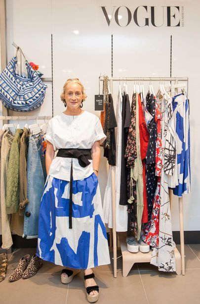 Summer Fashion Styling Tips By Lucinda Chambers John Lewis | British Vogue
