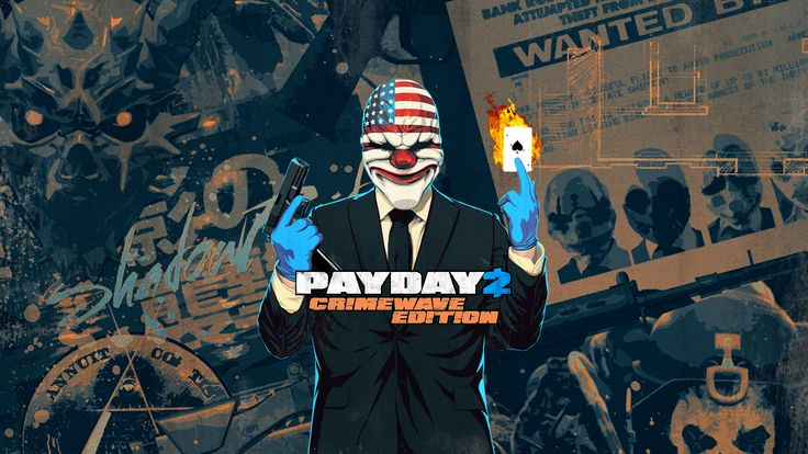 Get PAYDAY 2 Crimewave, FirstPerson Shooter game for PS4