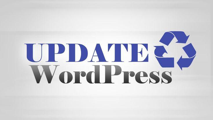 Update #WordPress to new version automatically