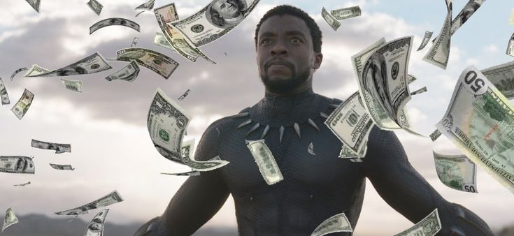 Black Panther Box Office Is King with $218 Million Holiday Weekend Haul  ||  The Black Panther box office estimates for the weekend are in, and the movie exceeded all box office expectations and has shattered several records, even if the final numbers end up being a bit different. http://www.slashfilm.com/black-panther-box-office-opening-weekend/?utm_campaign=crowdfire&utm_content=crowdfire&utm_medium=social&utm_source=pinterest