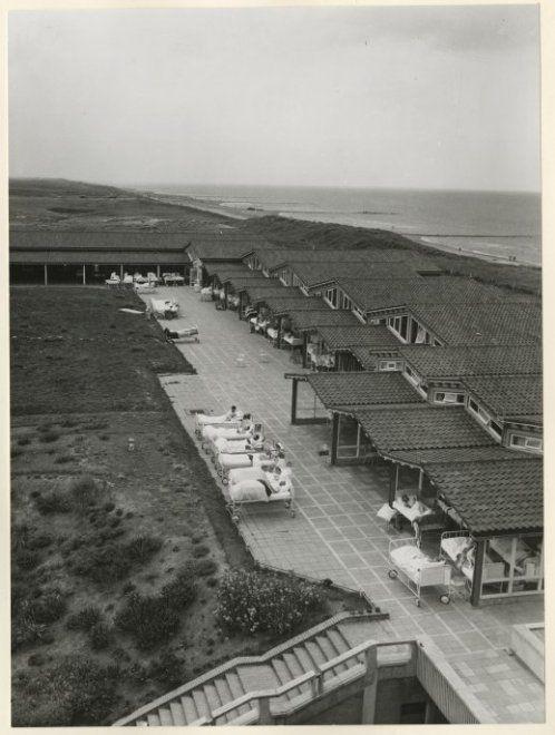 1960, Hoek van Hollandlaan (Kijkduin), Zeehospitium
