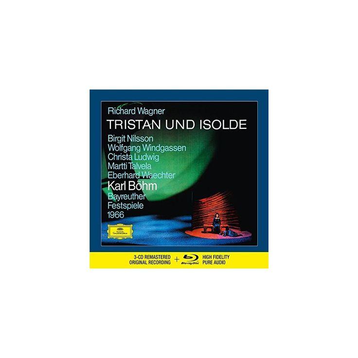 Wagner & Nilsson & Ludwig & Schreier - Tristan Und Isolde (CD)